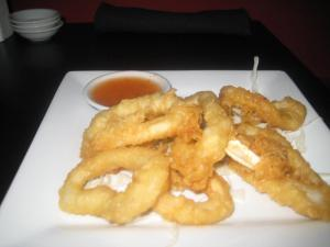 Fried calamari 1